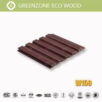 comfortable laminate wood wall coverings decorative wpc outdoor wall covering