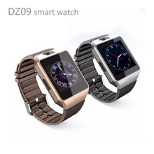 3g Wholesale Bluetooth Wifi DZ09 Android Sport Smart Watch 2017 with Camera for Iphone Android