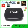 Amlogic S905 quad core wifi roku google android 5.1 smart android tv box