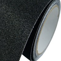 Anti Slip Traction Tape 4 Inch x 30 Foot Best Grip Friction, Abrasive Adhesive safty tape