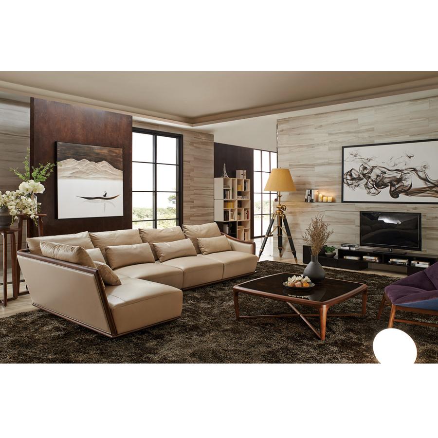 Lasted otobi furniture fabric modern sofa set