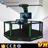 New Technology Movie Power Play CS Games Online Gun Shooting Vr 9d Cinema Simulator