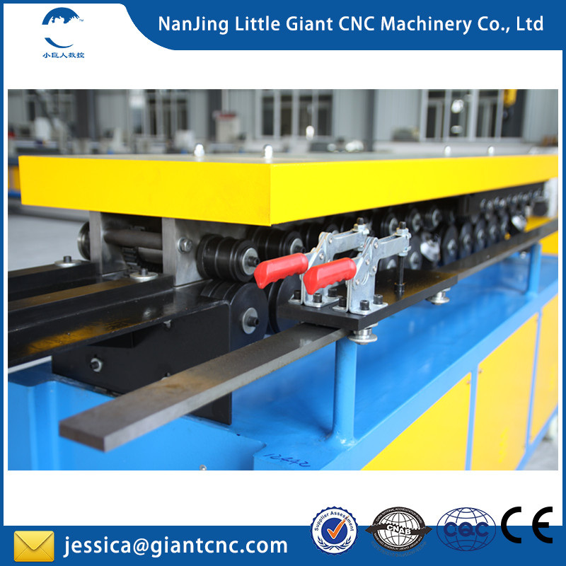 hot sale Nanjing Little Giant TDF Flange Forming Machine with best quality