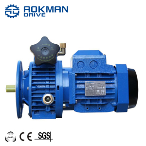 AOKMAN 1.4~7 Ratio 1hp 2hp UDL Series Electric Motor Speed Variator