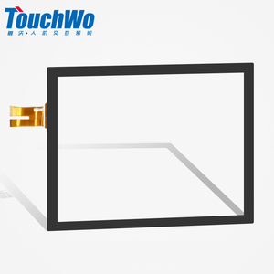 4:3 ratio Square screen 12 15 17 19 inch capacitive touch panel for industrial monitor