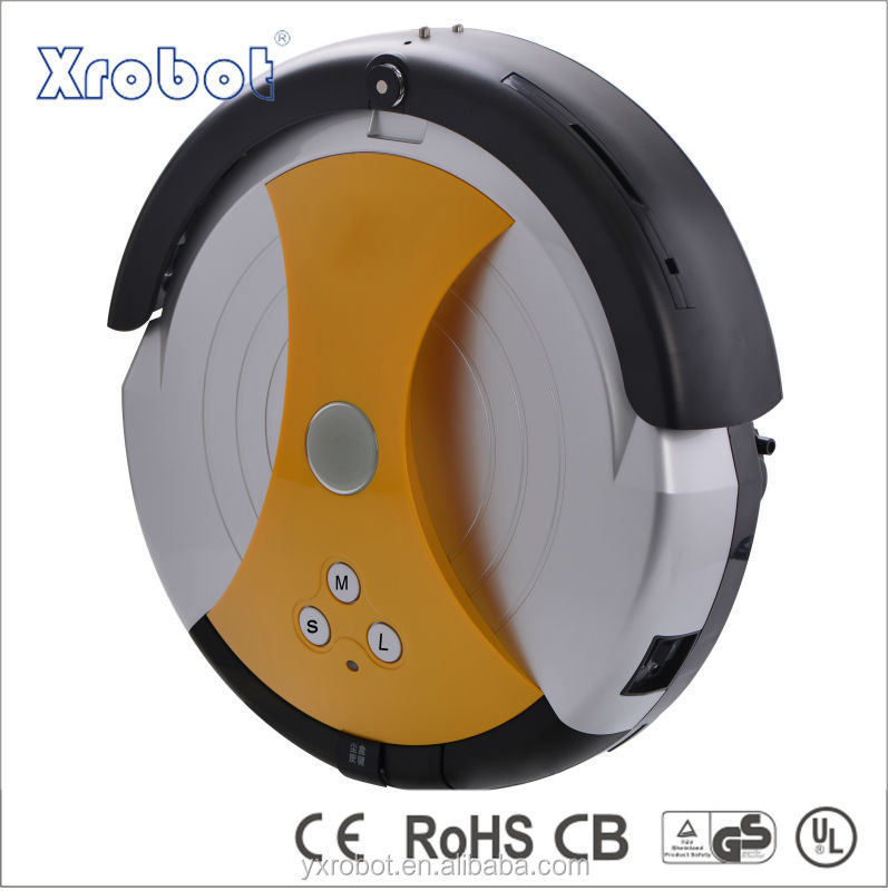 Home appliances remote control robot vacuum cleaner, collect floors dust