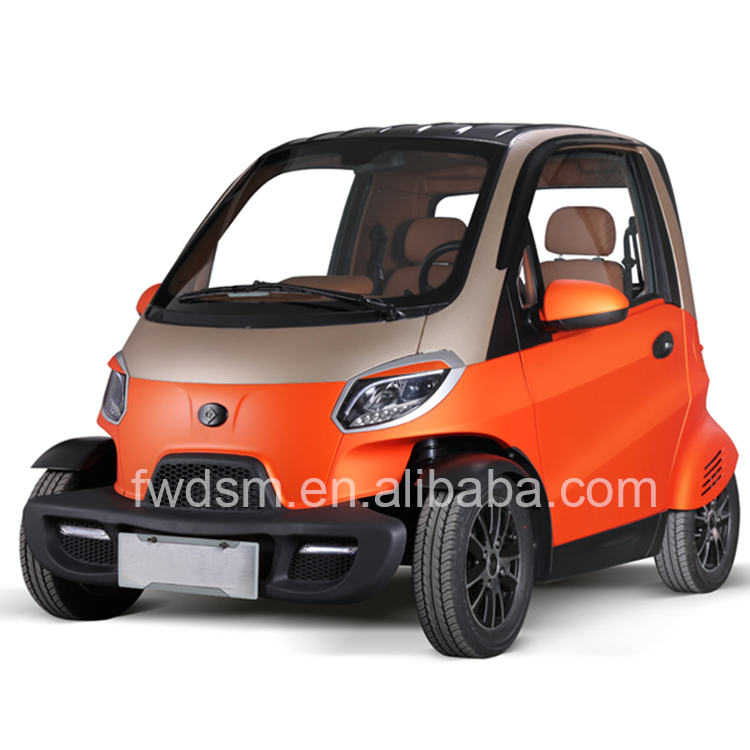 China Cheap 40000w Brushless Motor Electric Car For Adult And Old ...