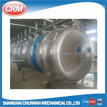 China pressure vessel titanium tank with asme coding
