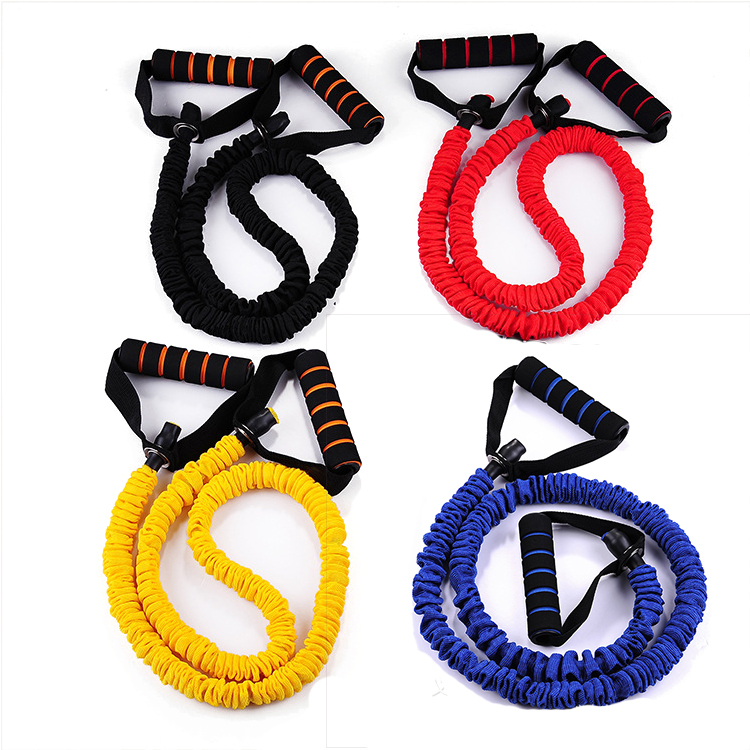 Fitness Exercising Latex Yoga Sports Stretch Rope