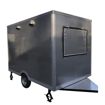 New Condition mobile kitchen trailer vehicle for sale