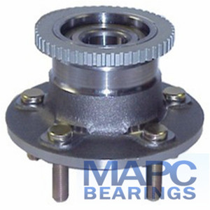 Wheel Hub Bearing Assembly, 512219, 43202-7B000, YF53-1109AA, F7XZ-1109BA, 43200-06B10 for Nissan and Mercury