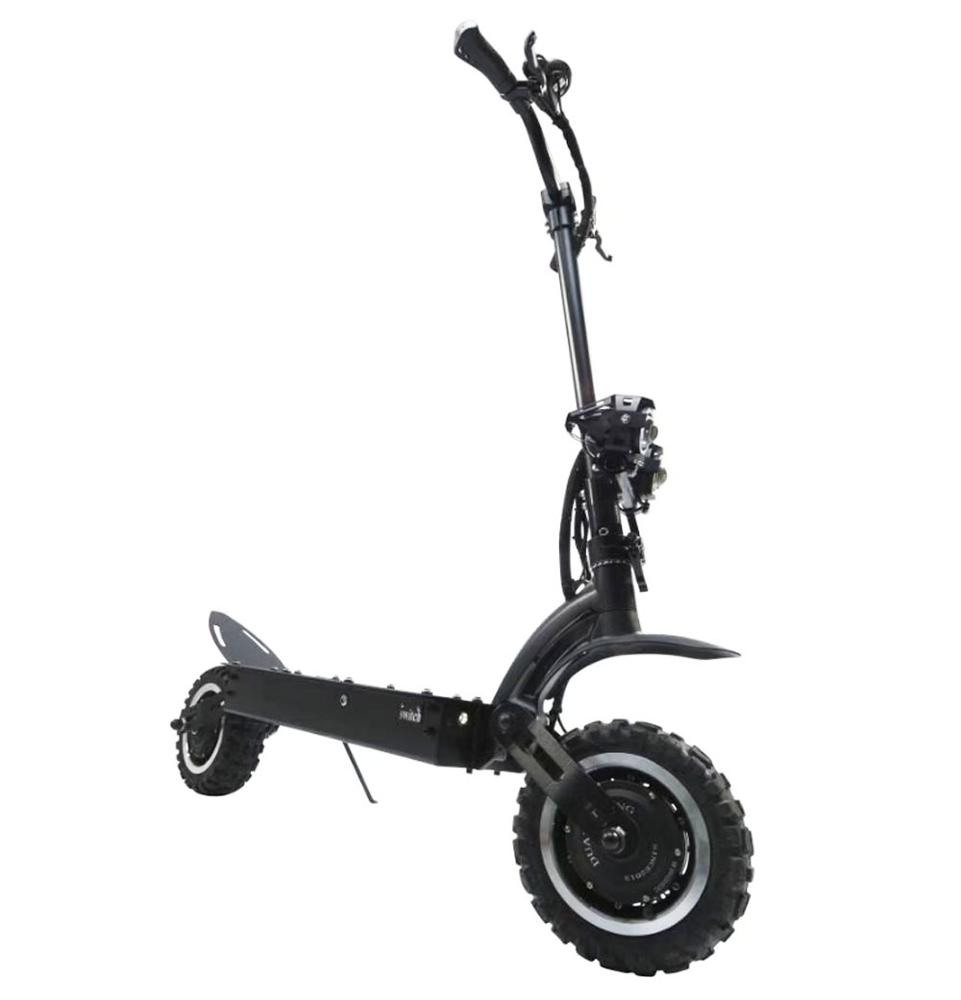 off-road Fat tire dual motor electric scooter 5000watt