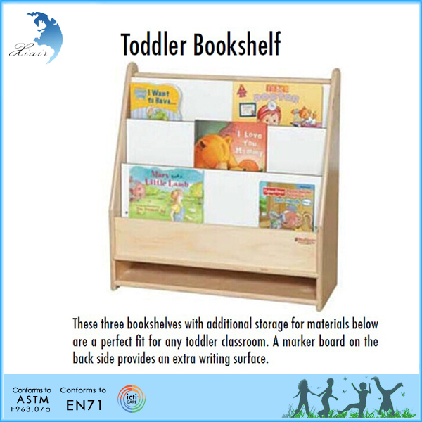 toddler bookshelf 1jpg - Toddler Bookshelves