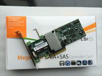LSIMegaRAID SAS 9260-8i CONTROLLER RAID CARD IN STOCK