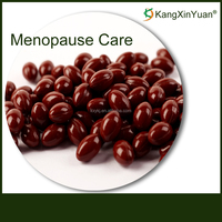 Soft Gel For Women Menopause Disease Prevention Natural Herbal Supplement