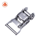 "1-1/2"" 38mm 2t 4400lbs Stainless Steel Ratchet Buckle"