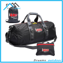 basketball carrying sport bag with shoe compartment