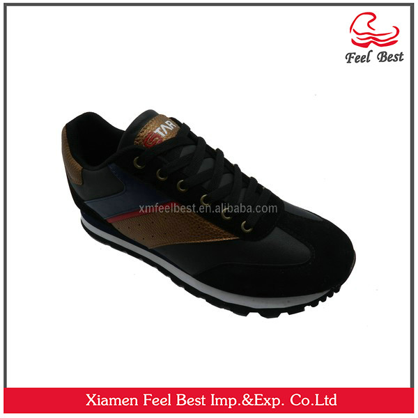 China wholesale soft fashion trend american casual shoes