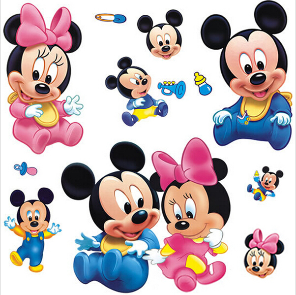 Cheap Mickey Mouse Wall Stickers, find Mickey Mouse Wall Stickers ...