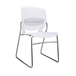 molded plastic dining metal stackable chairs