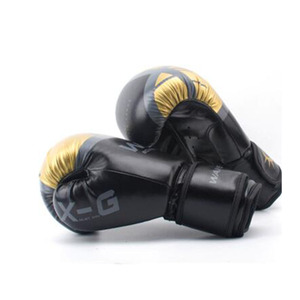 Wholesale Cheappersonalized funny printed boxing gloves for Boxing Gym Kickboxing Training Gloves