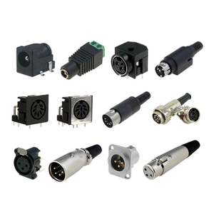 Good quality 671 KLS brand 5 pin din connector
