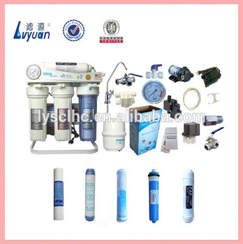 1ead0284c74 CE certified 5 Stage ro water purifier ro spare parts reverse osmosis filter