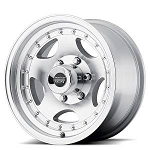 15 Inch 15x8 AMERICAN RACING PERFORM wheels AR23 Machined w/ Clear Coat wheels rims