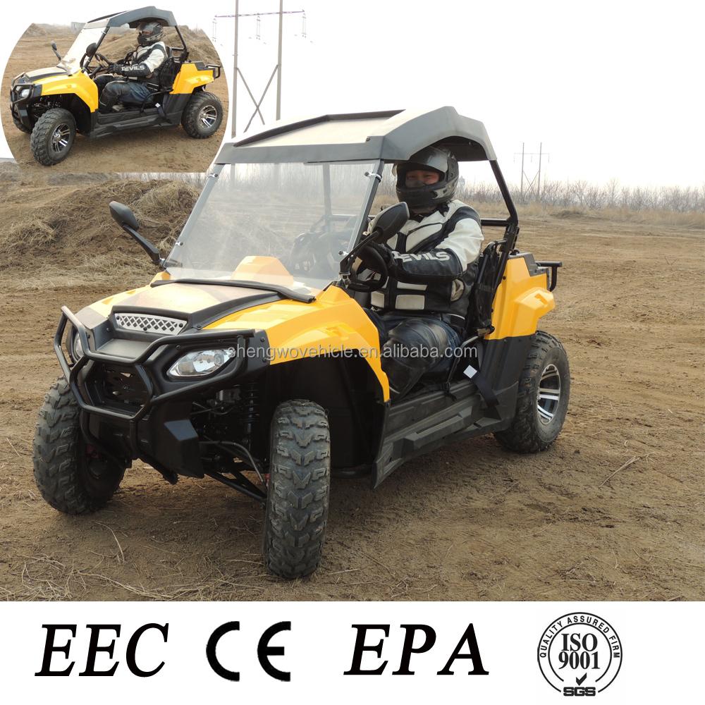 China 200cc Fábrica Playa Barato Buggy,Utv,Quad,Eec Va Kart/epa Lado ...