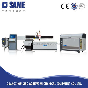 Cantilever Fly-arm Type Waterjet Cutting Machine