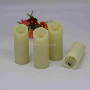 amazing European party candle light components flame-shape Electronic candle led candle light factory for party and wedding