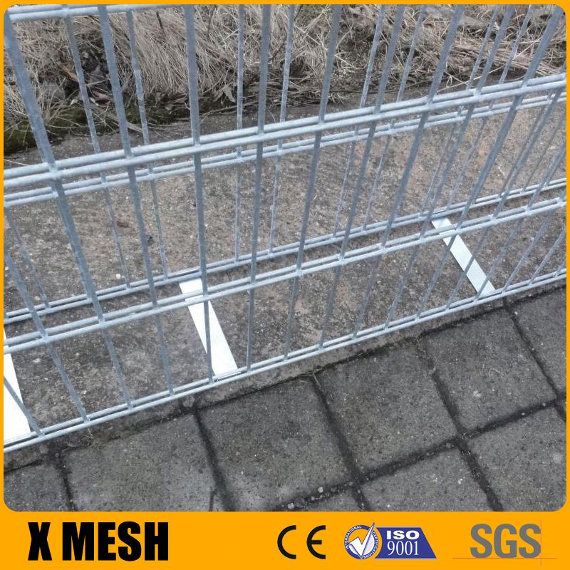 ASTM A975 standard galvanized welded wire gabion baskets for habitat with CE certificate