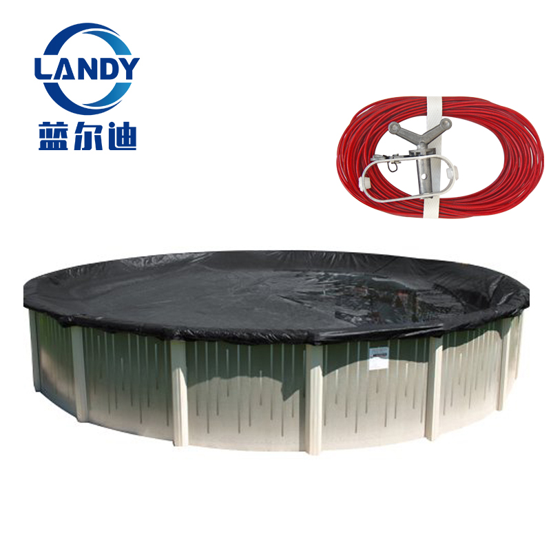 5 30 33 Ft Round Paddling Above Ground Pool Cover Buy 30