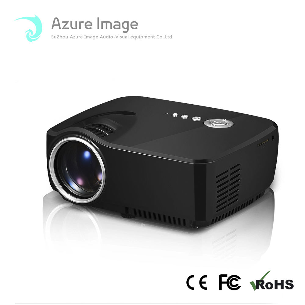 800 Lumens 1080 MINI <strong>Projector</strong> for Home Theater <strong>Projector</strong> GP70