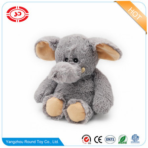 Cozy Plush Microwavable Elephant Soft Toy Hottie kids bead warmer gift