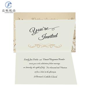 Folding Butterfly Wedding Invitation Card Folding Butterfly
