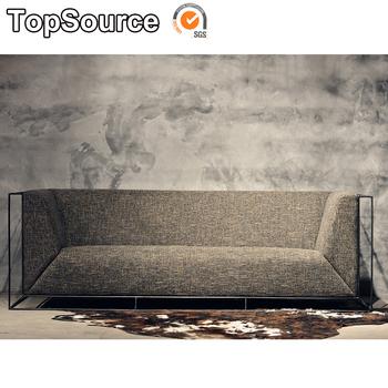 Living Room New Design Black Iron Base Cloth Fabric Sofa Corner - Buy Sofa  Corner,Fabric Corner Sofa,New Design Sofa Cloth Product on Alibaba.com