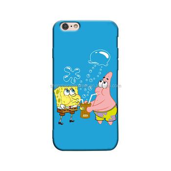 Spongebob Squarepants Patrick Star Cartoon Custom Ontwerp Telefoon