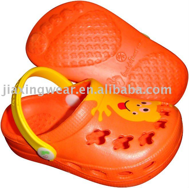 Alibaba New design Baby clog ,baby's eva clog .children's clog in wholesale baby shoes in stock