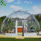 Dia 8m Geodesic Domes Glass Yurt House Garden Igloo Tent For Sale