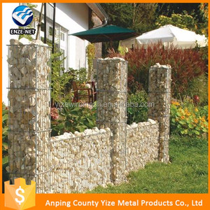 200x100x100 welded mesh galvanized wire mesh gabion/mattress reno