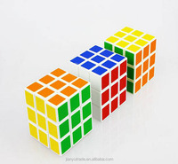 2019 Hot sale School Toys magic cubes magic cube Intelligent kids toy
