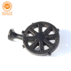 New style black durable China manufacturer single burner gas stove price