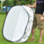 "59""x79"" 150 x 200cm 5 in 1 Portable Collapsible Light Round Photography Reflector for Studio"