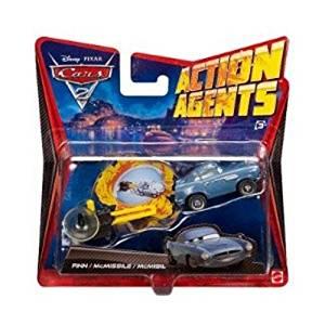 Disney-Pixar Cars 2 Action Agents: Finn McMissile