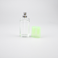 Glass design your own empty perfume bottle 50ml