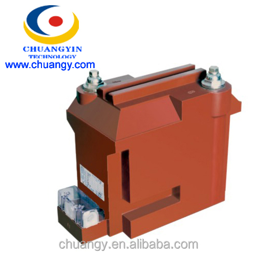 12kv Indoor Double Pole Potential Voltage Transformer/PT/VT (with fuse)
