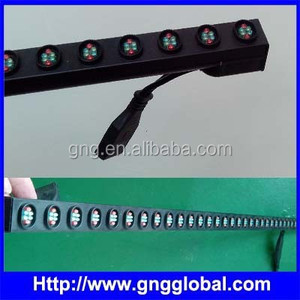 IP67 programmable led pixel strip light bar can play video