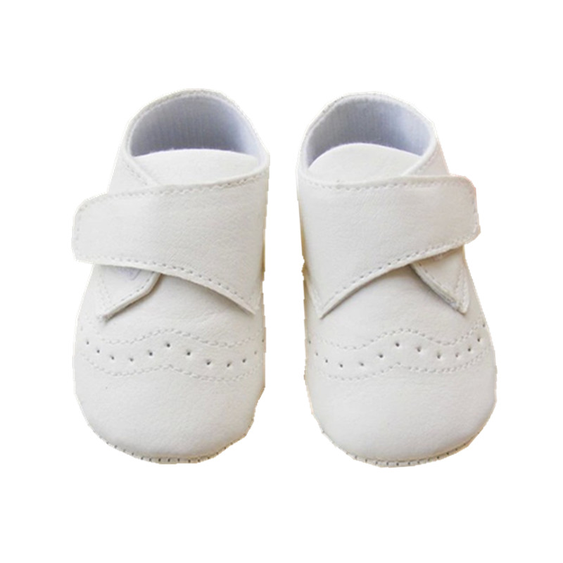 HELLO BABY first walker baby boy handsome baptism foot infantil shoes pu sapatos match for chritening