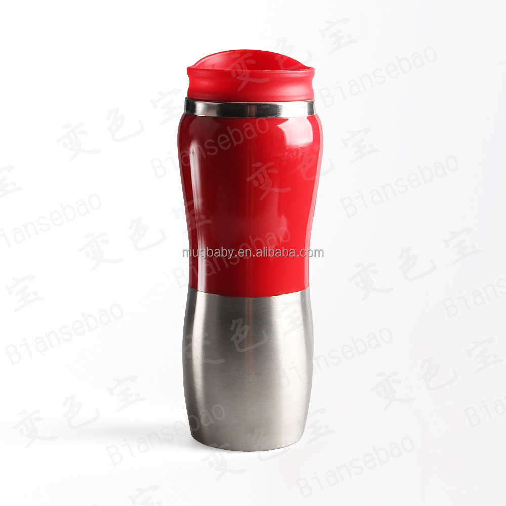 Factory Wholesale Insulated Porcelain Stainless Steel Mug